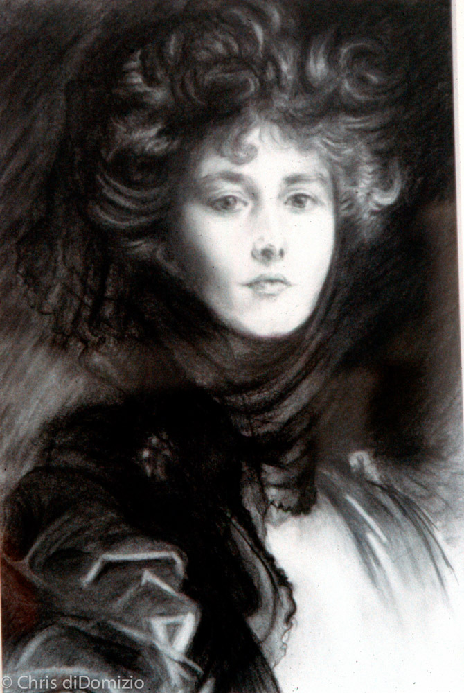 C.T.Bigers charcoal after sargent
