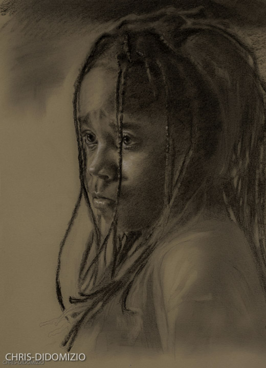 Charcoal Haiti, Chris diDomizio