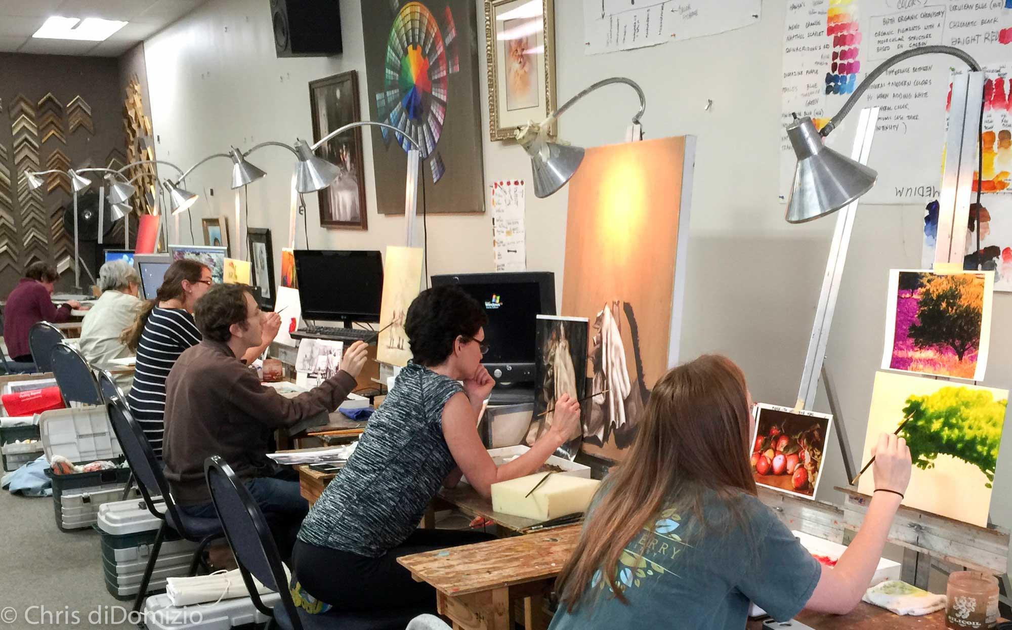 art-courses-roswell-alpharetta