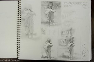dylan-scott-pierce-drawing -class-alpharetta-georgia