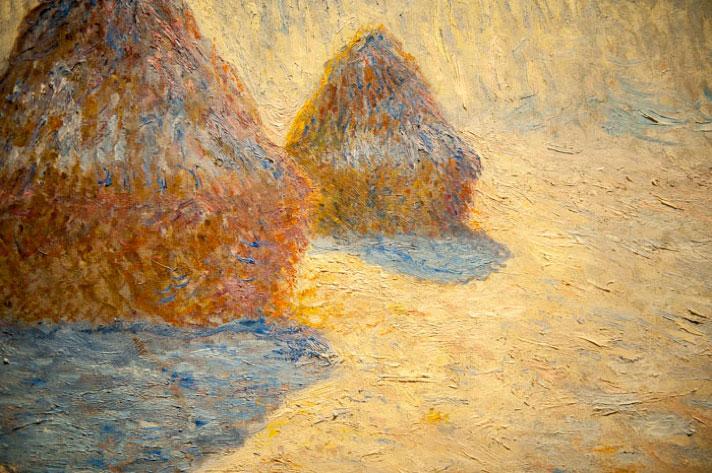 Monet Close up