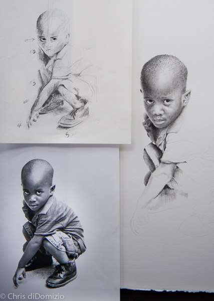 Margeret Hutchison Graphite