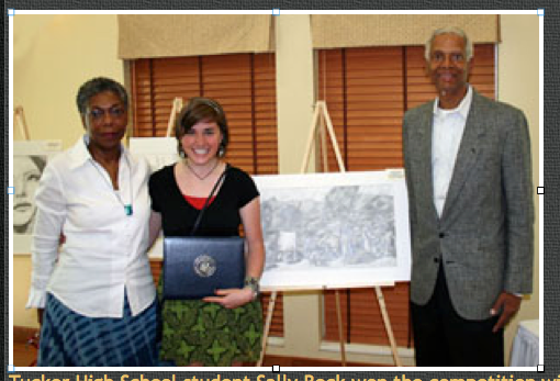 Sally BeckHigh School Student - National Congressional Award Winner