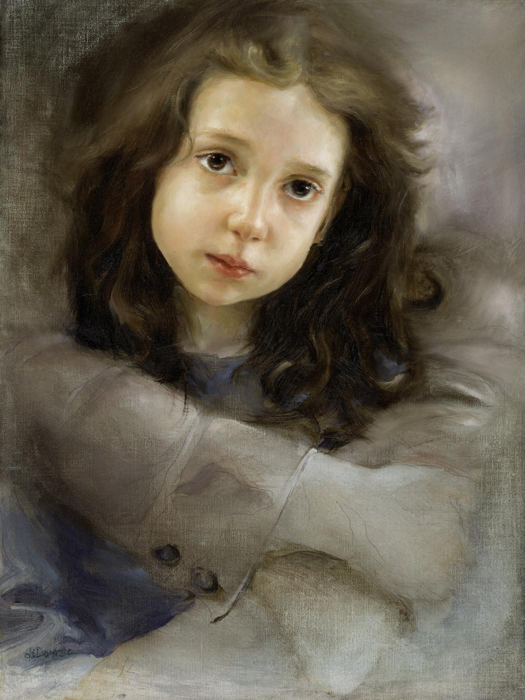 Didomizio_Little Girl