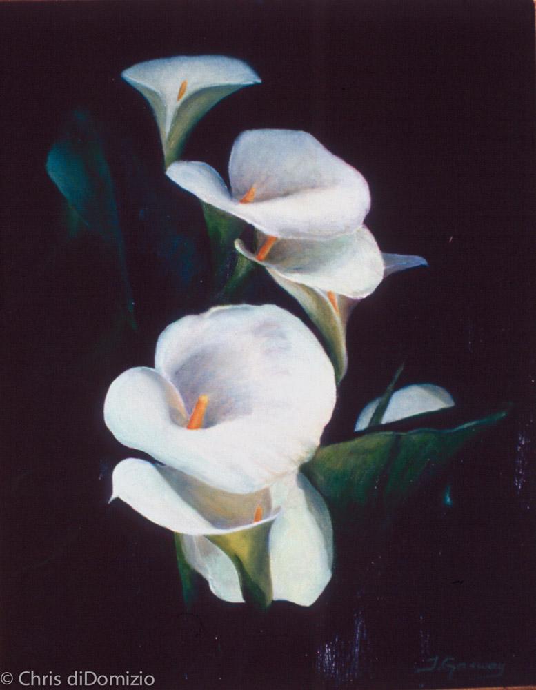 MaryAnn McCoy original oil painting