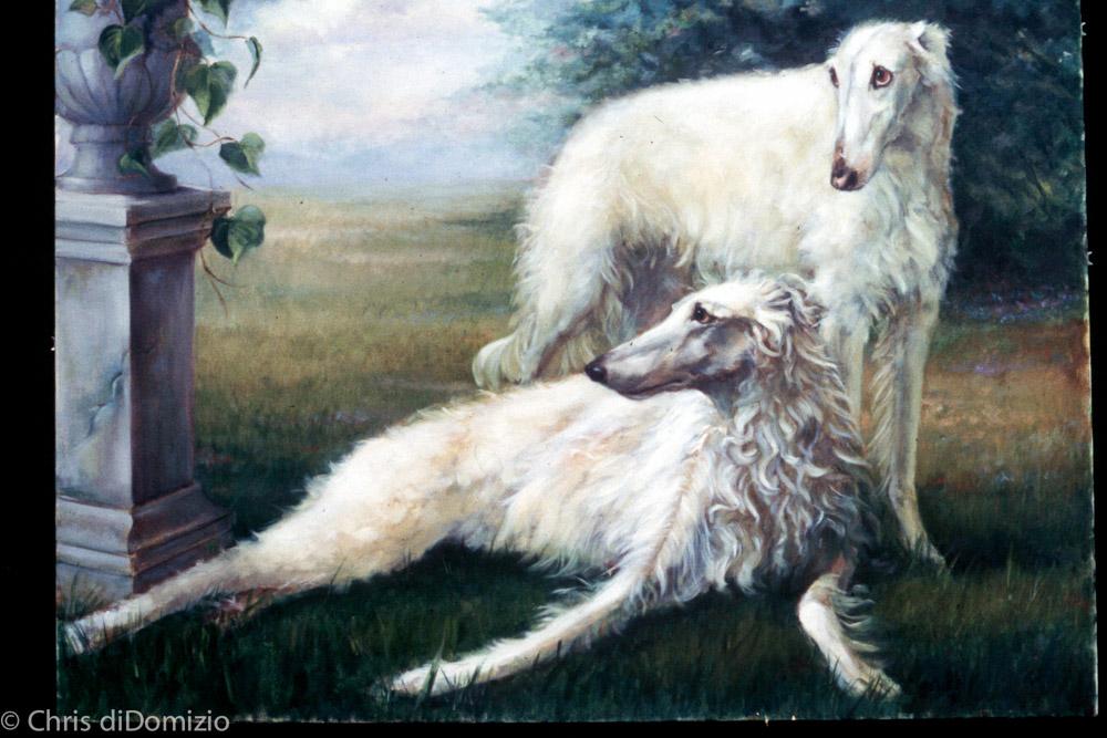 Vivian Moody original oil painting