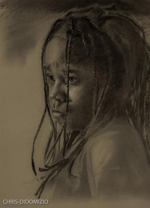 Charcoal Haiti, Chris diDomizio